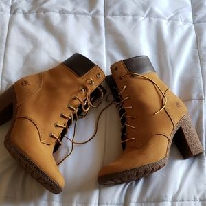 ⭐ TIMBERLAND GLANCY Heeled Boots ⭐